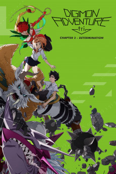 Digimon Adventure tri. Part 2: Determination