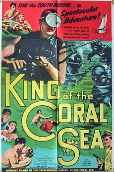 King of the Coral Sea (1954)
