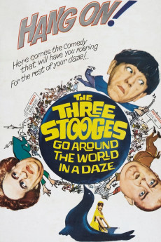 The Three Stooges Go Around the World in a Daze