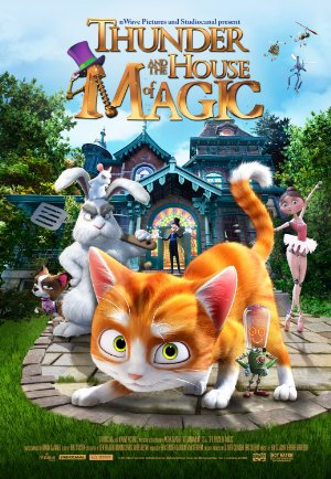 Thunder and the House of Magic (2013)